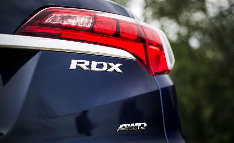 2016 Acura RDX - Slide 20