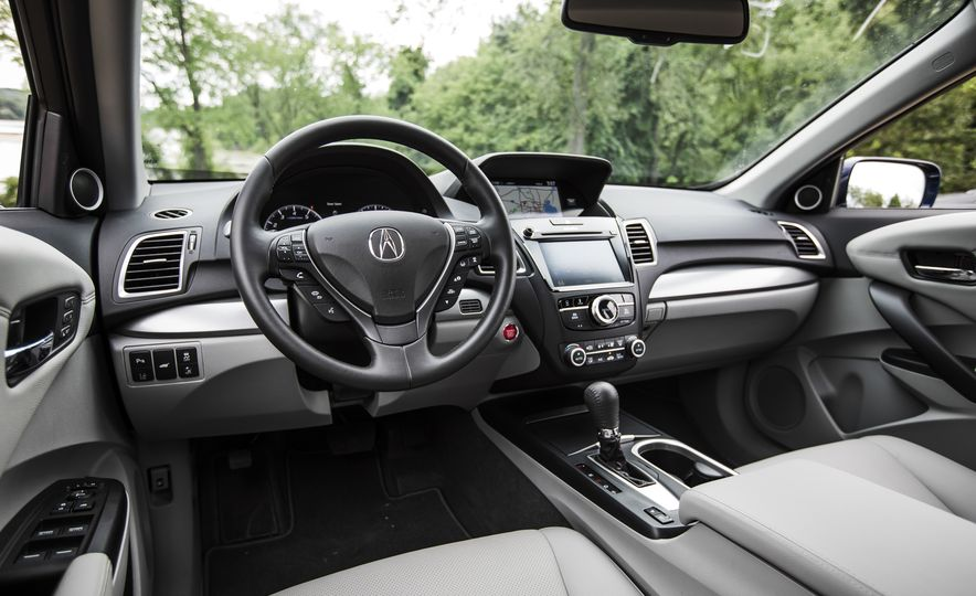 2016 Acura ILX A-Spec - Slide 13