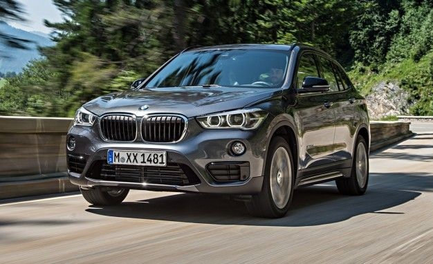 View 40 Photos 2016 BMW X1 XDrive25i