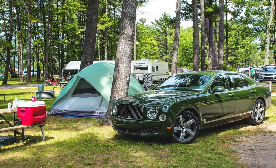 2016 Bentley Mulsanne Speed - Slide 1