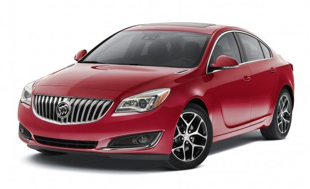 These Are Indeed Buicks: Buick Launches Three New Sport Touring Models