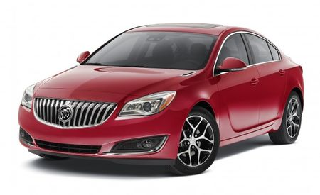 These Are Indeed Buicks Buick Launches Three New Sport Touring Models