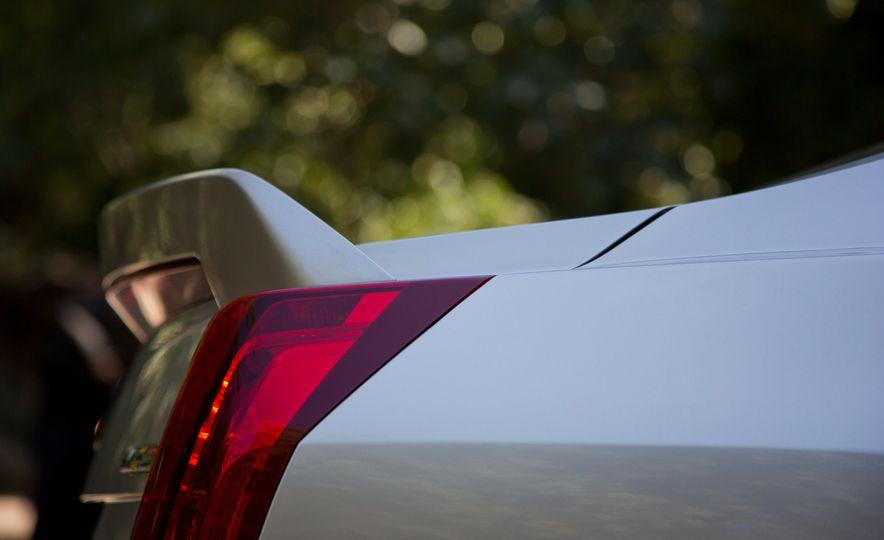 2015 Mercedes-AMG C63 S-Model, 2015 BMW M3, and 2016 Cadillac ATS-V - Slide 69
