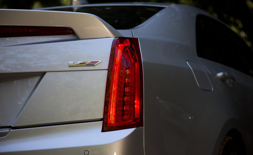 2015 Mercedes-AMG C63 S-Model, 2015 BMW M3, and 2016 Cadillac ATS-V - Slide 70