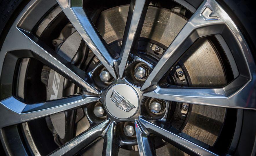 2015 Mercedes-AMG C63 S-Model, 2015 BMW M3, and 2016 Cadillac ATS-V - Slide 71