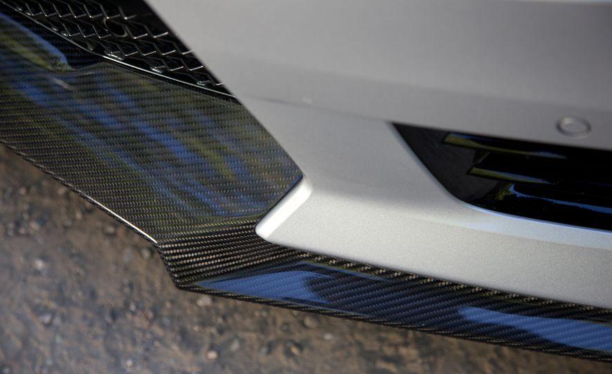 2015 Mercedes-AMG C63 S-Model, 2015 BMW M3, and 2016 Cadillac ATS-V - Slide 72