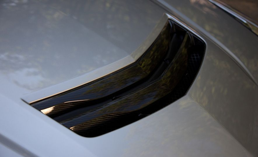 2015 Mercedes-AMG C63 S-Model, 2015 BMW M3, and 2016 Cadillac ATS-V - Slide 73