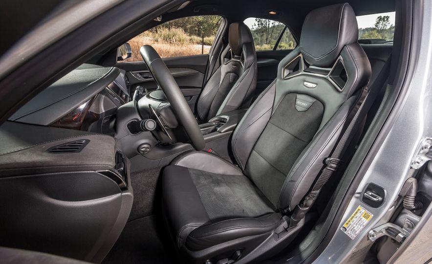 2015 Mercedes-AMG C63 S-Model, 2015 BMW M3, and 2016 Cadillac ATS-V - Slide 76