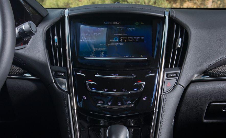 2015 Mercedes-AMG C63 S-Model, 2015 BMW M3, and 2016 Cadillac ATS-V - Slide 80