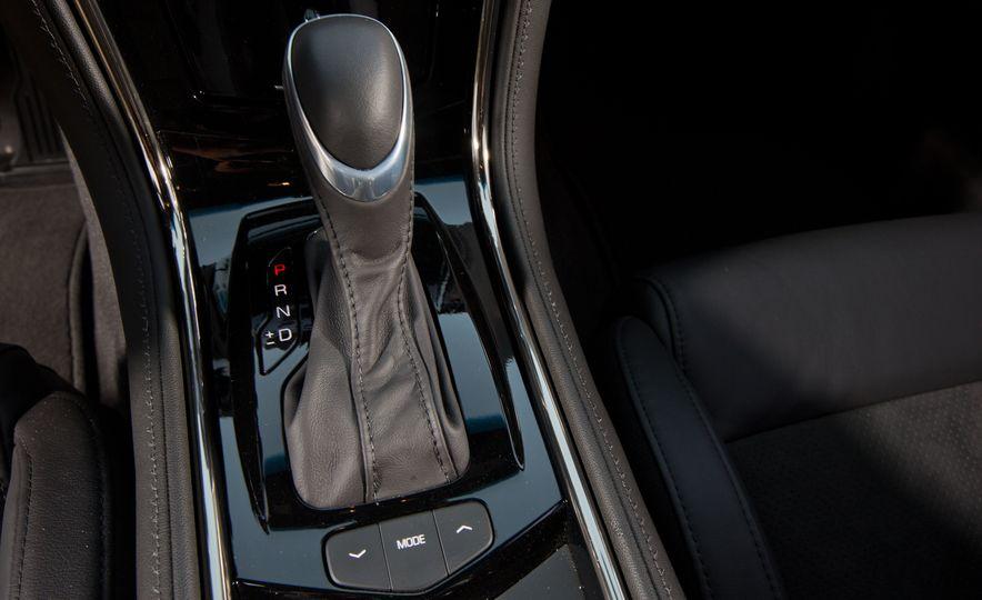 2015 Mercedes-AMG C63 S-Model, 2015 BMW M3, and 2016 Cadillac ATS-V - Slide 81