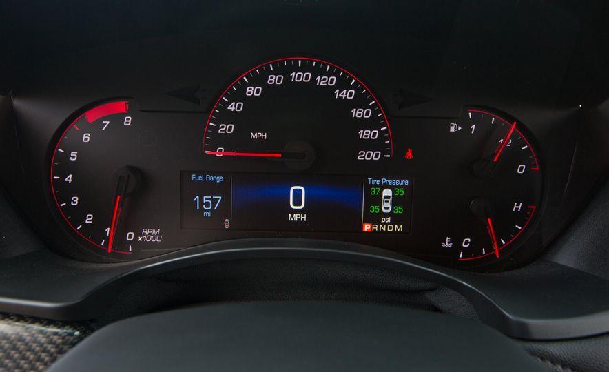 2015 Mercedes-AMG C63 S-Model, 2015 BMW M3, and 2016 Cadillac ATS-V - Slide 82
