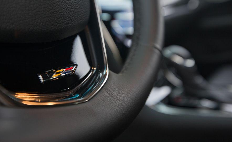 2015 Mercedes-AMG C63 S-Model, 2015 BMW M3, and 2016 Cadillac ATS-V - Slide 84
