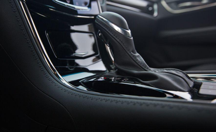 2015 Mercedes-AMG C63 S-Model, 2015 BMW M3, and 2016 Cadillac ATS-V - Slide 85