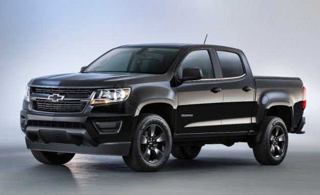 2019 Chevrolet Colorado Reviews Chevrolet Colorado Price Photos