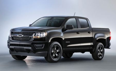 Dark Intentions: 2016 Chevrolet Colorado Midnight Edition Revealed