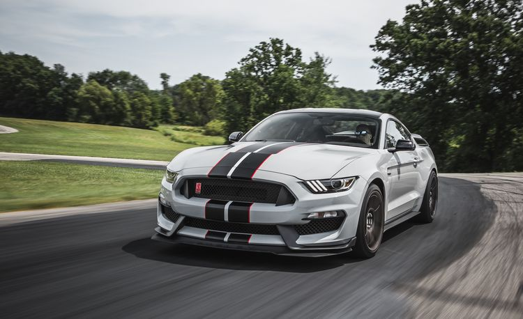 2016 Ford Mustang Shelby GT350 / GT350R – Instrumented Test