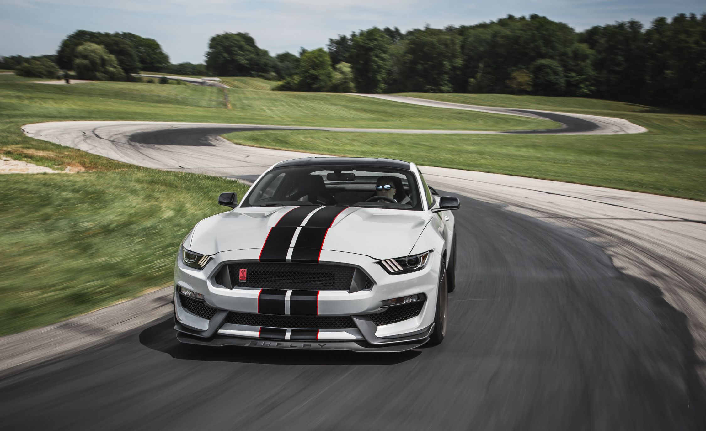 2016 ford mustang shelby gt350 photo gallery car and driver