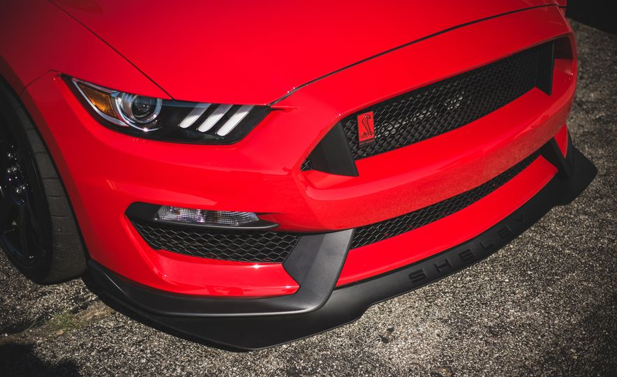 2016 Ford Mustang Shelby GT350Rs - Slide 49