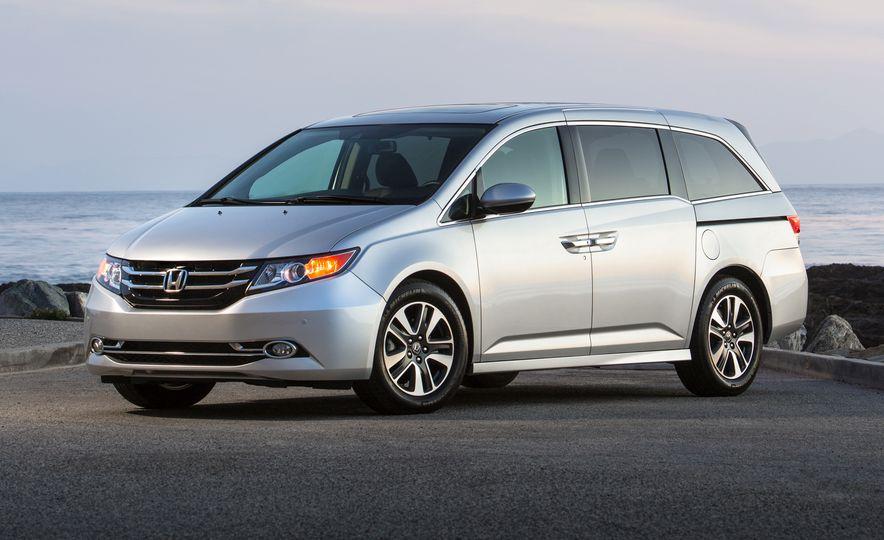 2016 Honda Odyssey SE - Slide 9