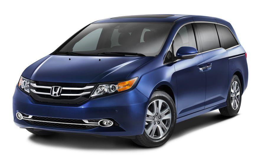 2016 Honda Odyssey SE - Slide 30