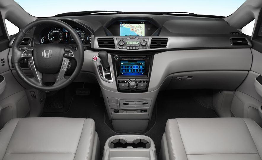 2016 Honda Odyssey SE - Slide 35
