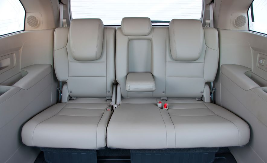 2016 Honda Odyssey SE - Slide 36