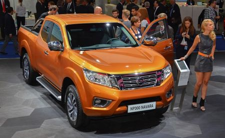 The Next Frontier Edges Closer: New Nissan Navara Pickup Arrives in Europe