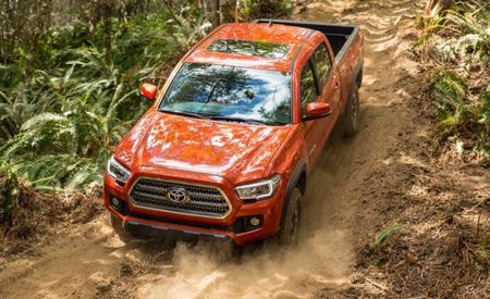 Truck You Money: 2016 Toyota Tacoma Priced, Starts Under 25 Grand