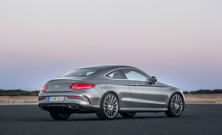 2017 Mercedes-Benz C300 coupe - Slide 11