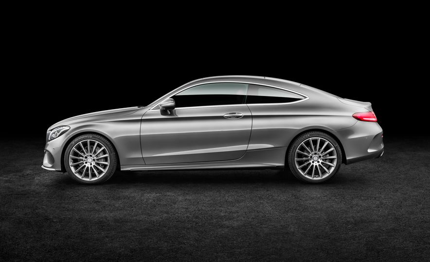 2017 Mercedes-Benz C300 coupe - Slide 15
