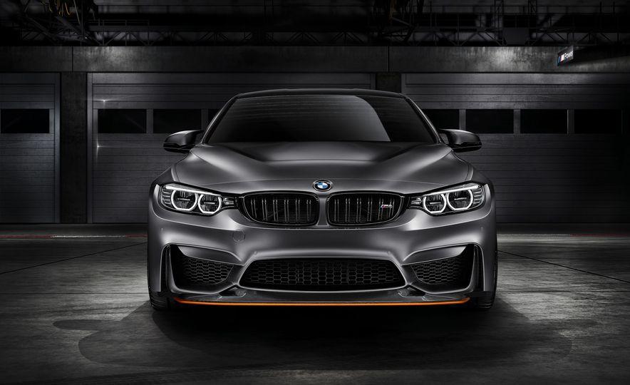 BMW M4 GTS concept - Slide 15