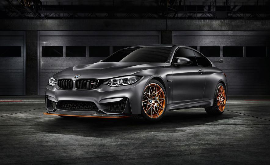 BMW M4 GTS concept - Slide 16