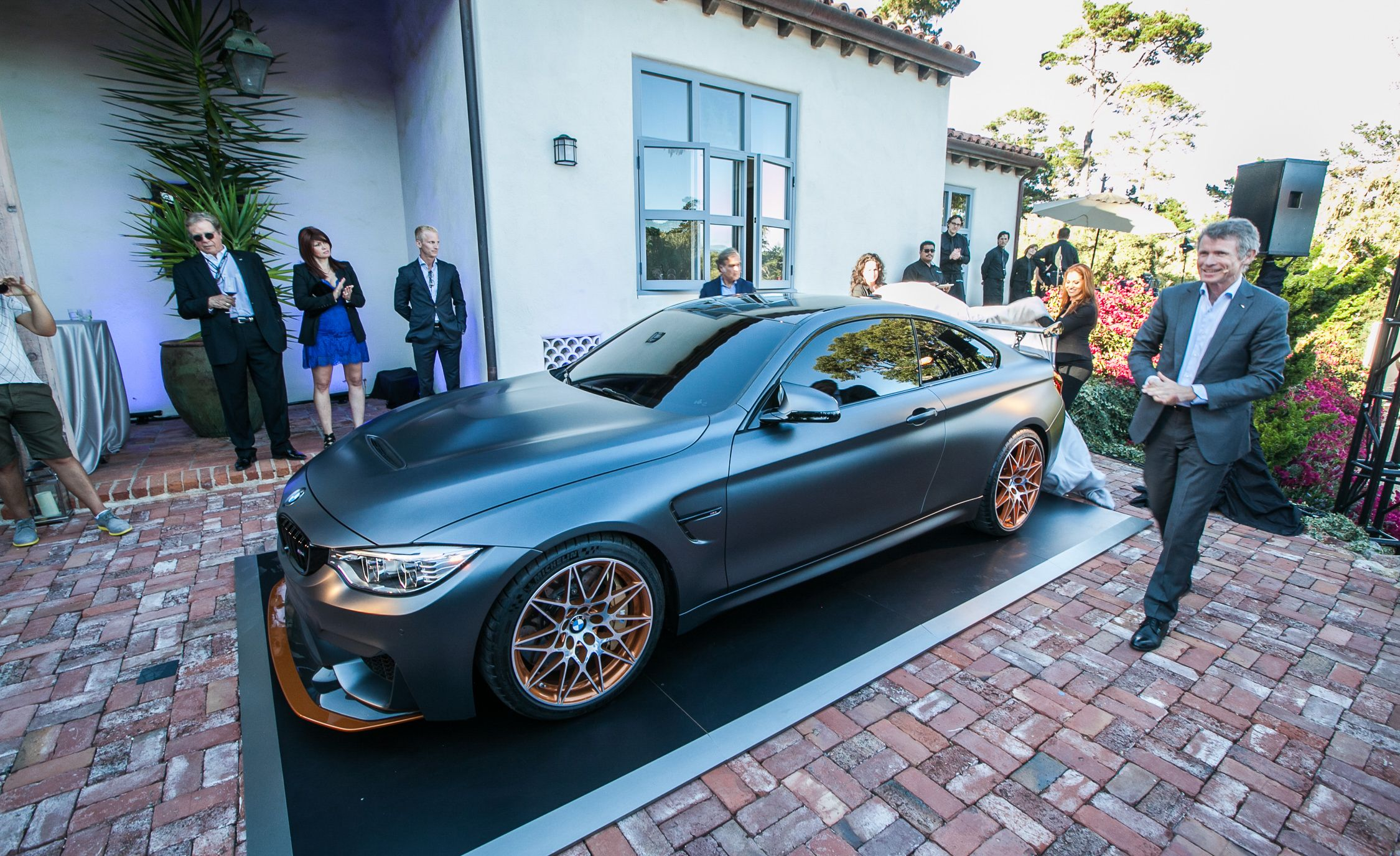 BMW M4 GTS Concept: A Preview Of The Hard Core Car To Come