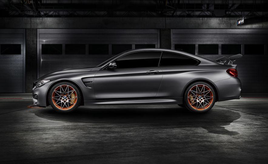 BMW M4 GTS concept - Slide 17