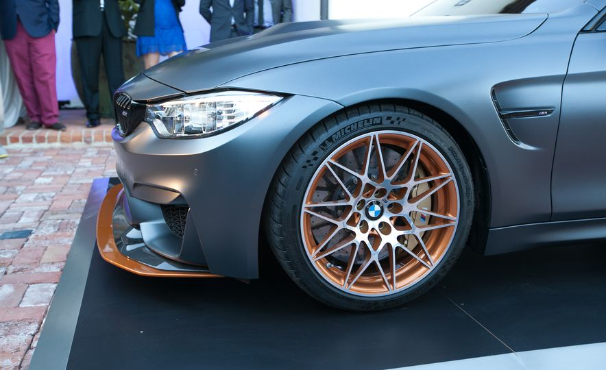 BMW M4 GTS concept - Slide 10