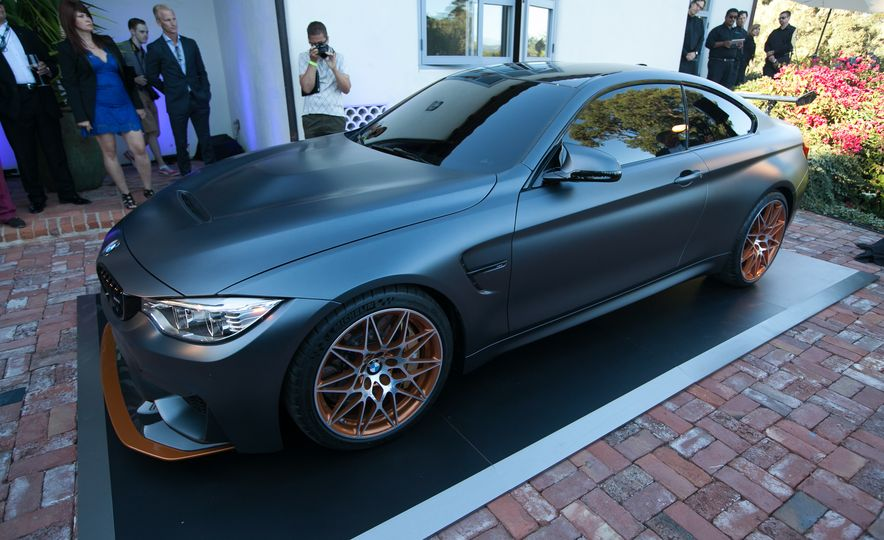 BMW M4 GTS concept - Slide 3