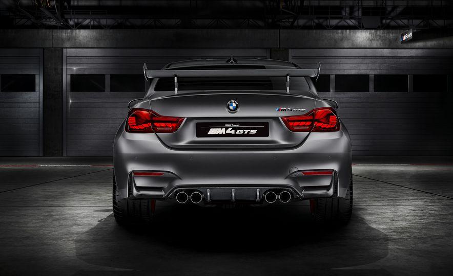 BMW M4 GTS concept - Slide 19