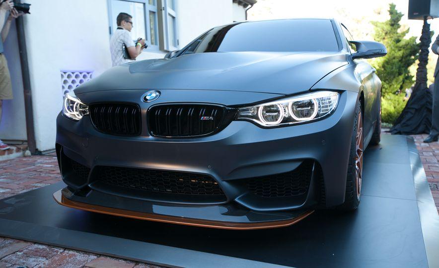 BMW M4 GTS concept - Slide 4