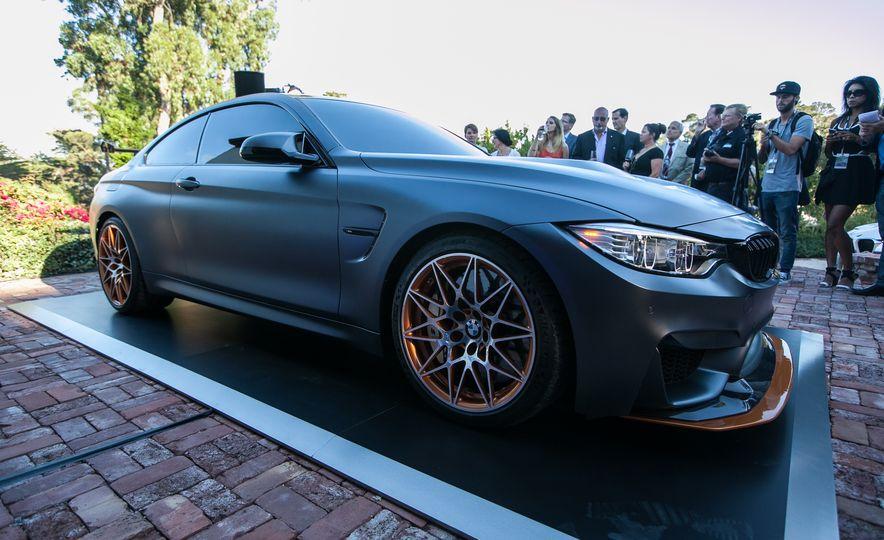BMW M4 GTS concept - Slide 6