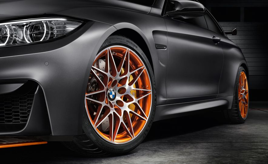 BMW M4 GTS concept - Slide 22