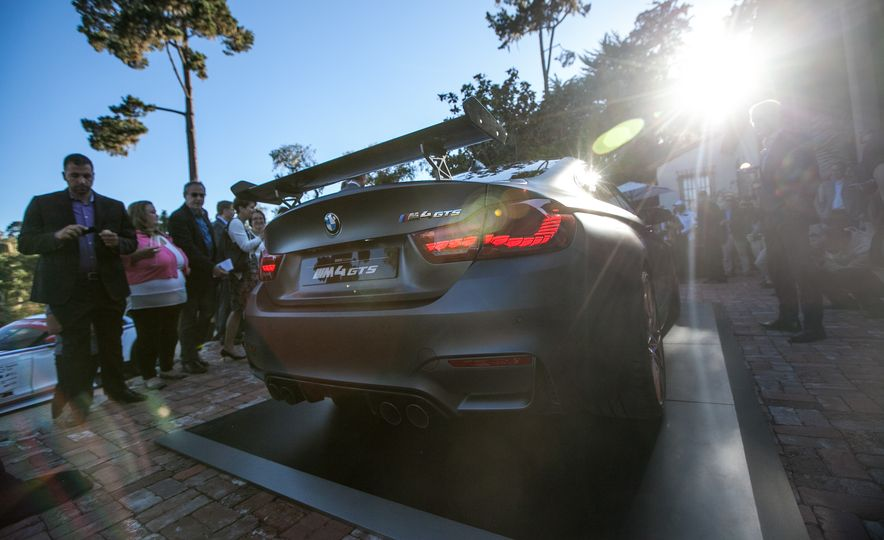 BMW M4 GTS concept - Slide 7