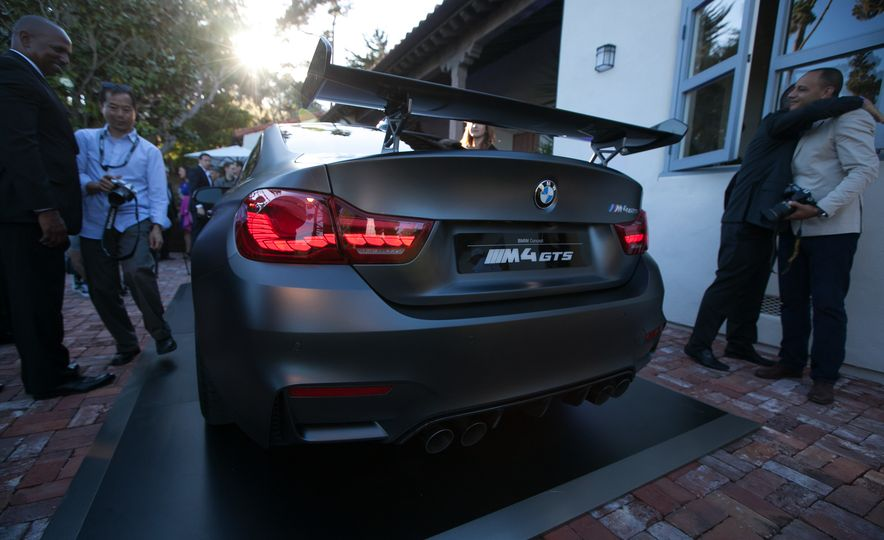 BMW M4 GTS concept - Slide 8