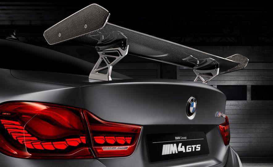 BMW M4 GTS concept - Slide 24