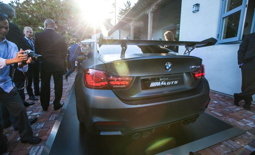 BMW M4 GTS concept - Slide 9