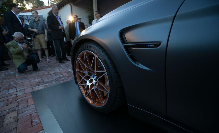 BMW M4 GTS concept - Slide 11