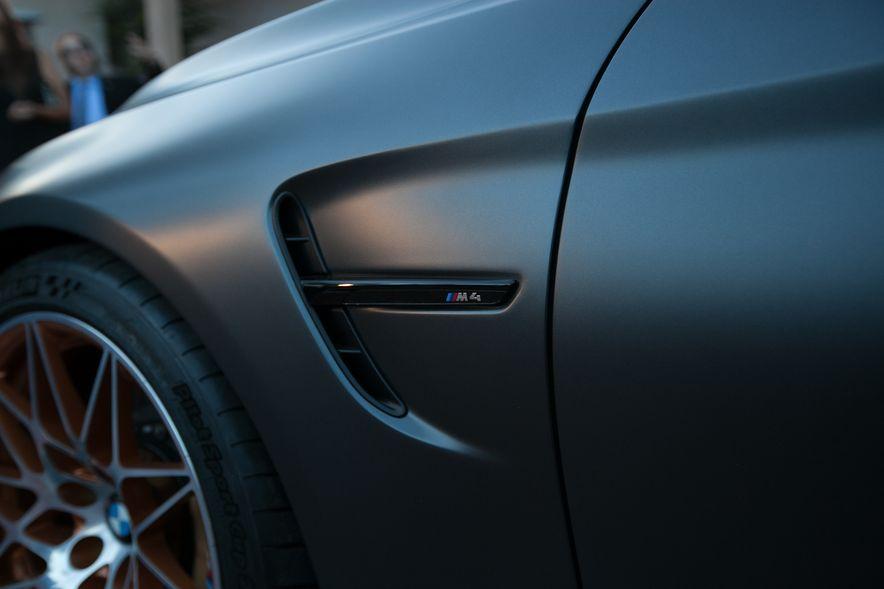 BMW M4 GTS concept - Slide 12