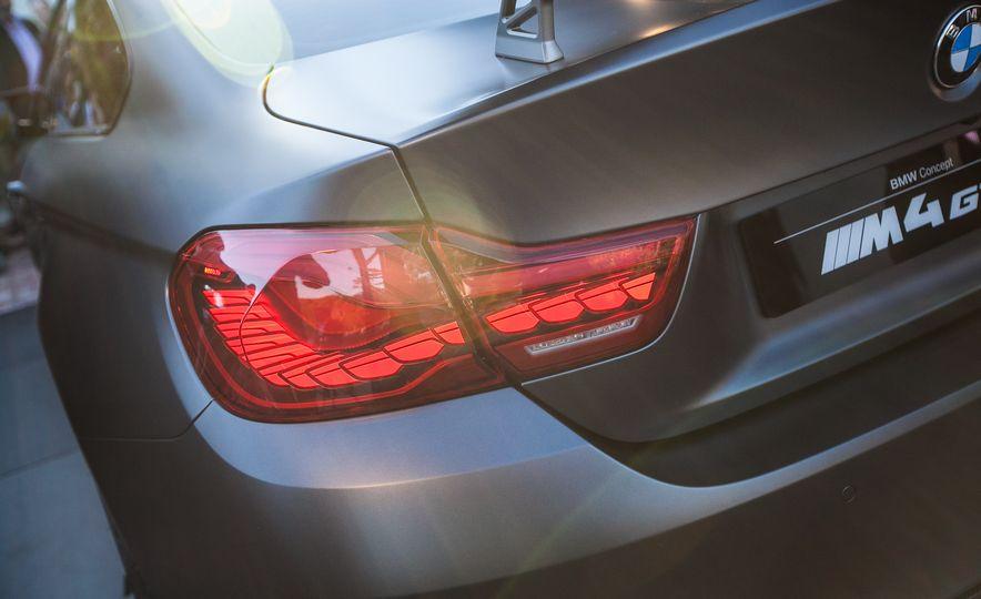 BMW M4 GTS concept - Slide 13