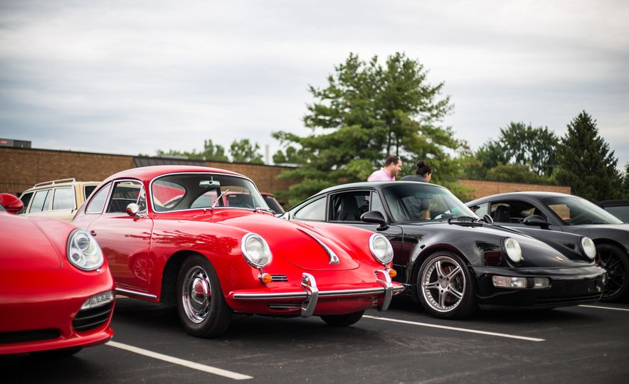 Car and Driver's Cars and Coffee 2015: The Biggest Yet - Slide 3
