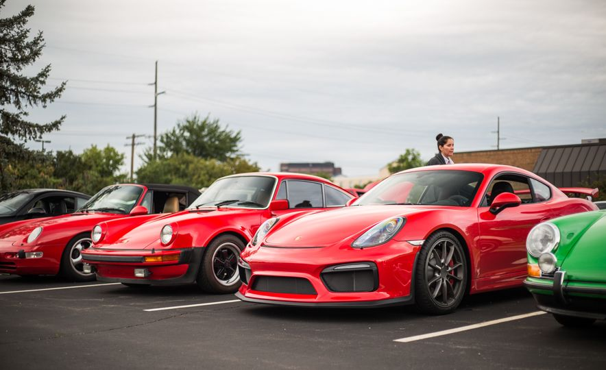 Car and Driver's Cars and Coffee 2015: The Biggest Yet - Slide 4