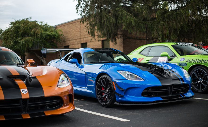 Car and Driver's Cars and Coffee 2015: The Biggest Yet - Slide 8